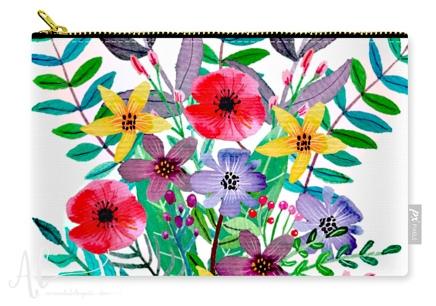 Just-Flora-Product2-AmandaLakeyArt.com