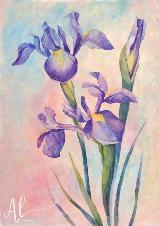 Angel-Iris---Joyful-AmandaLakeyArt.com
