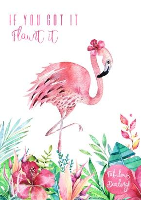 Fabulous-Flamingo---Flaunt-It-AmandaLakeyArt.com