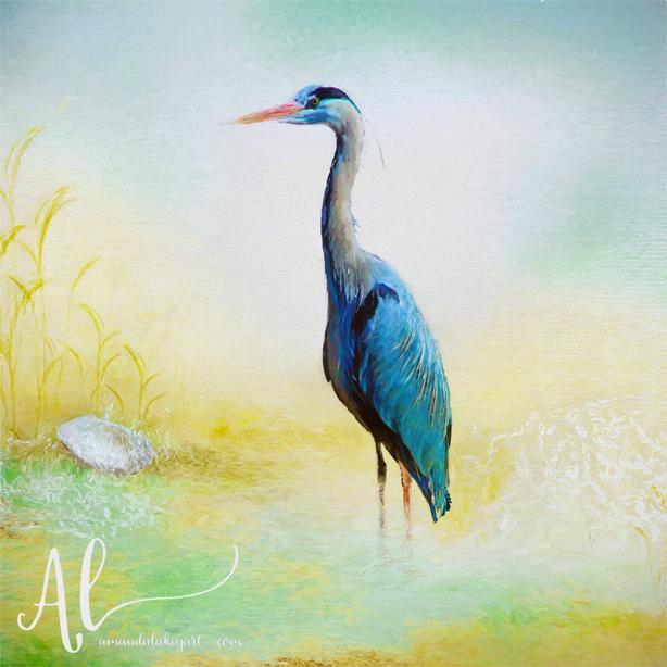 Heron-AmandaLakeyArt.com
