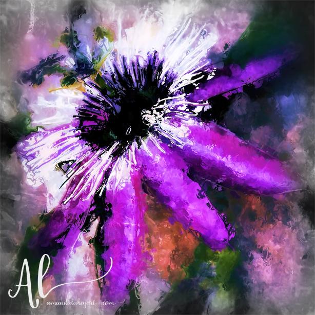 Passion-Flower-AmandaLakeyArt.com