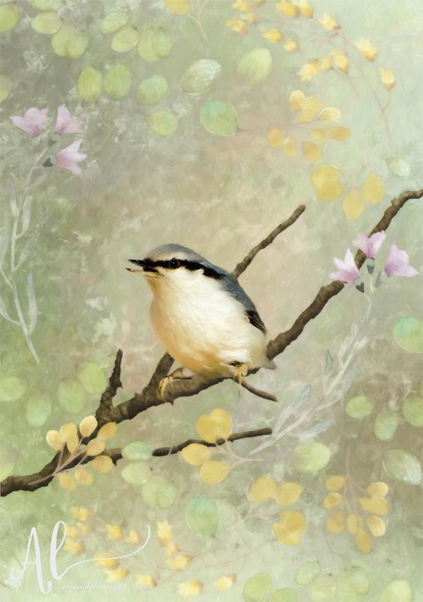 Spring-Unfolding-1-AmandaLakeyArt.com