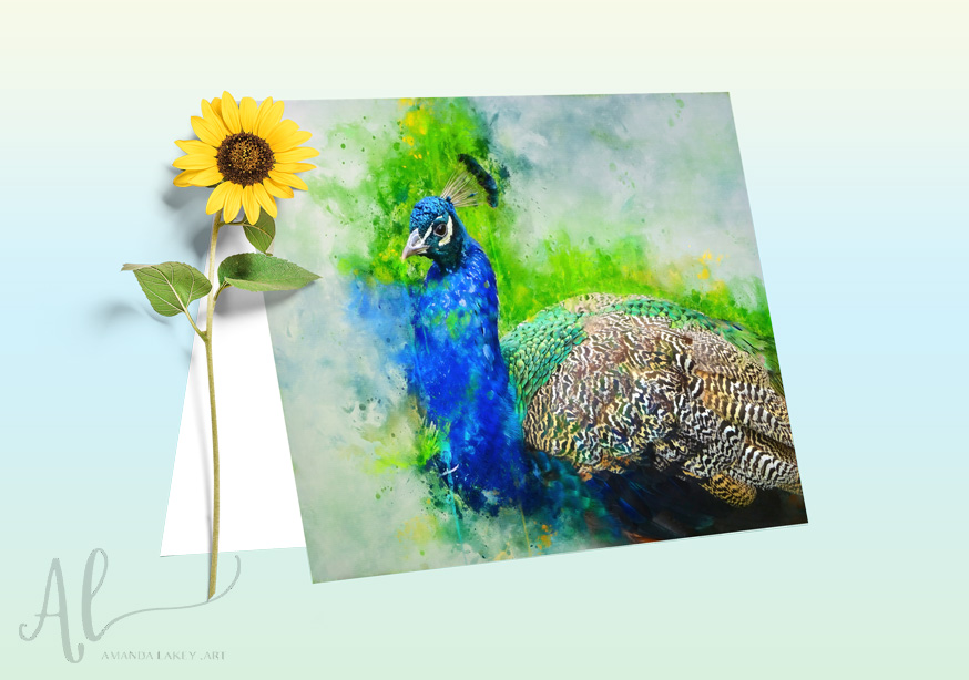 Painted-Peacock-Card-by-Amanda-Lakey