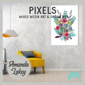 PIXELS Promotional